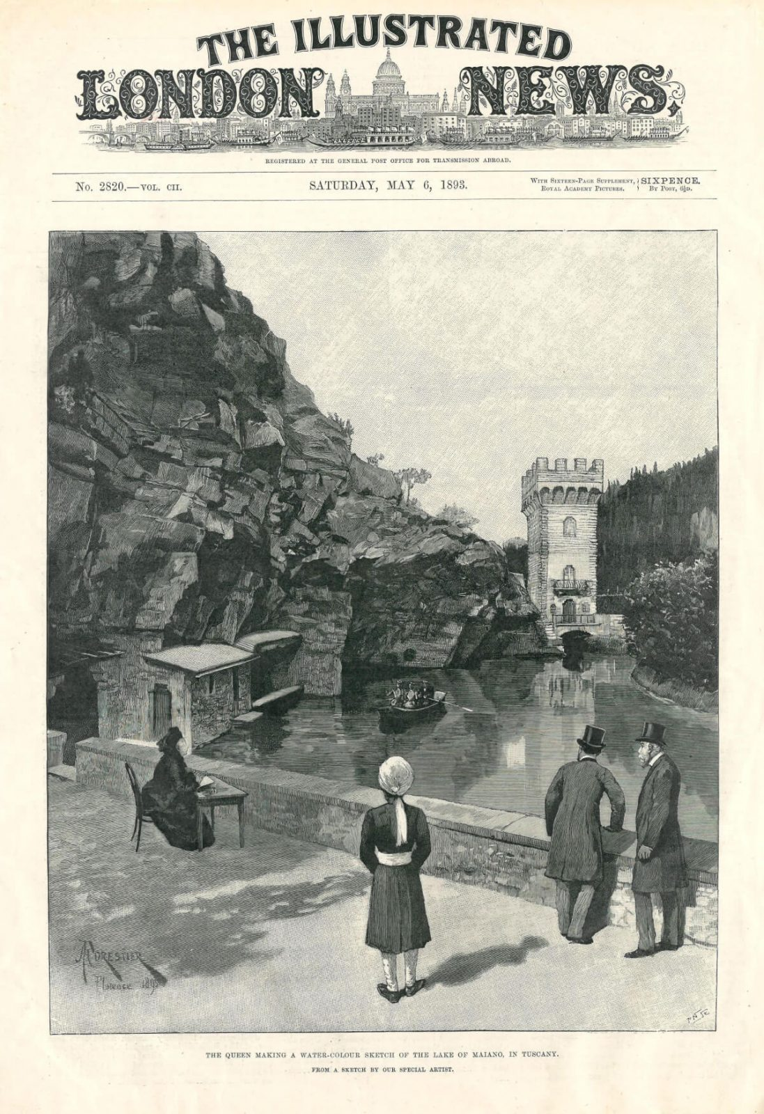 La storia della Torre di Maiano